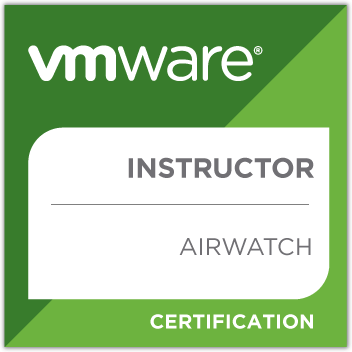VMware Instructor AirWatch