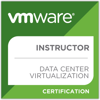 VMware Certified Instructor Level 2