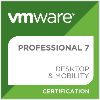 VCP 7 Desktop and Mobility